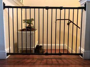 Black Baby Proofing Gate Austin, Leander, Cedar Park & Georgetown Texas
