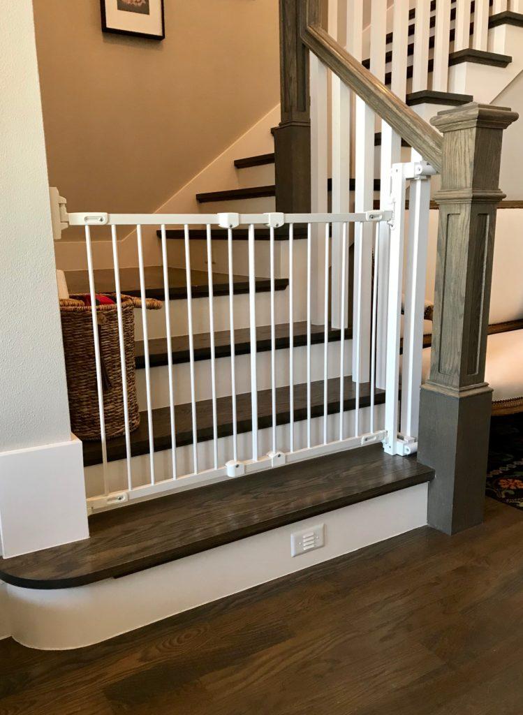 Custom installed baby & child safety gates Houston, The Woodlands and Sugar Land, Texas
